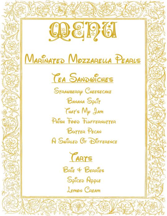 Tiana's Place_menu