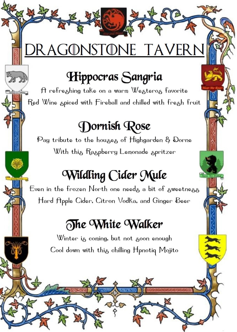 Dragonstone Tavern